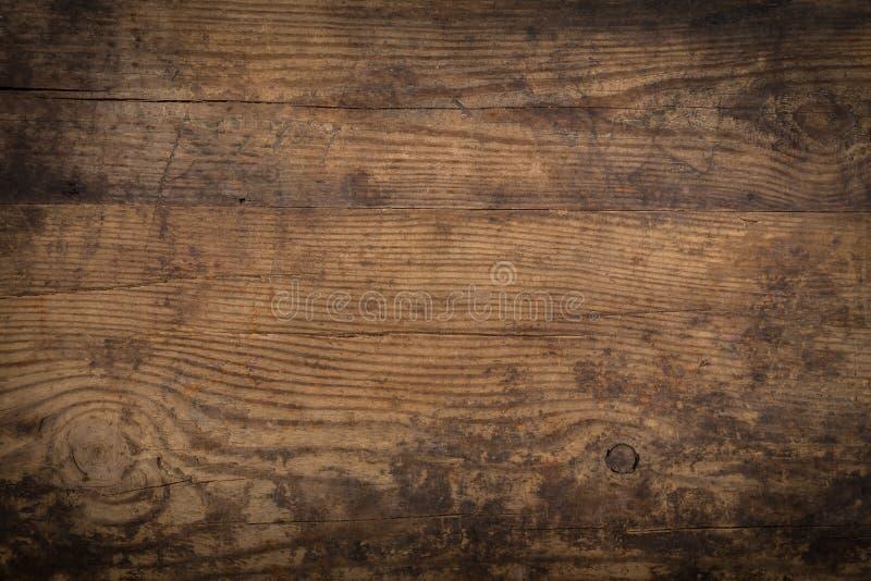 Bruine houten textuur abstracte achtergrond stock fotografie