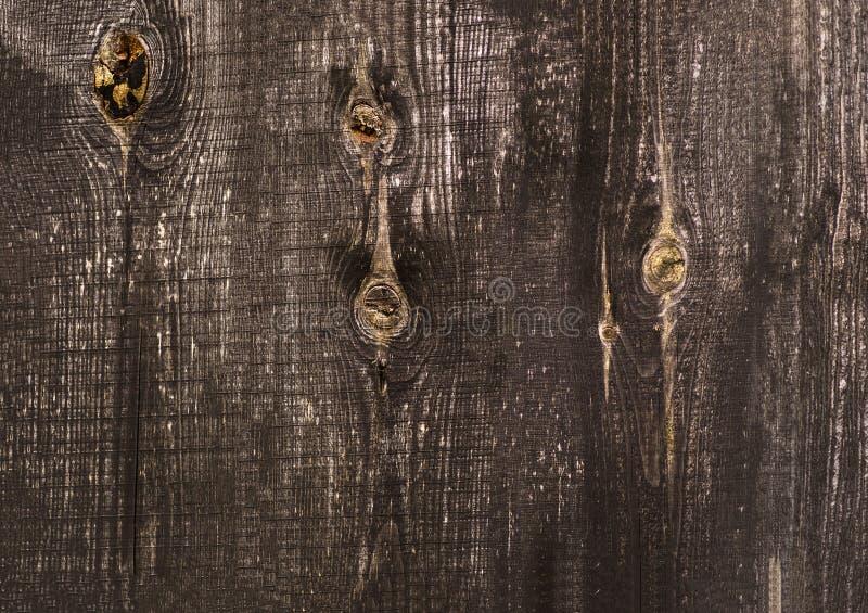Bruine houten textuur, omheiningsraad, achtergrond royalty-vrije stock fotografie