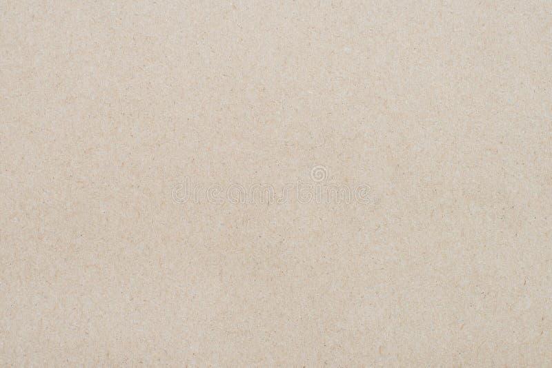 Bruine kringloopdocument achtergrond stock fotografie