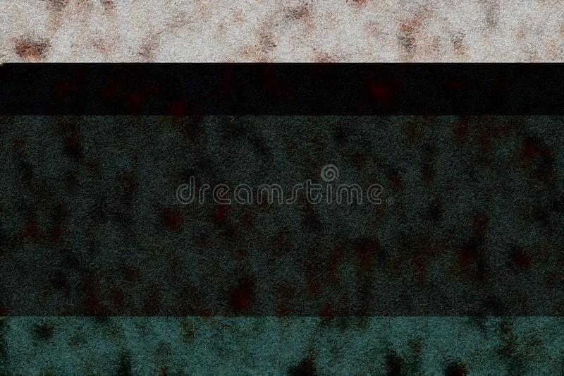 Bruine marmer of zandwasoppervlakte, detailsteen, abstracte achtergrond vector illustratie