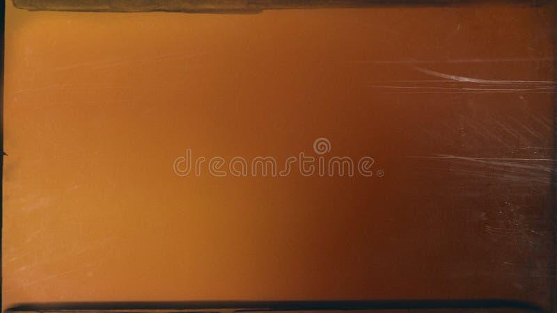 Bruine Oranje van de van de Achtergrond karamelkleur het ontwerpachtergrond Mooie elegante Illustratie grafische kunst royalty-vrije stock fotografie