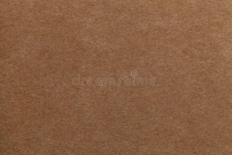 Bruine oude document achtergrond Dik karton stock afbeeldingen