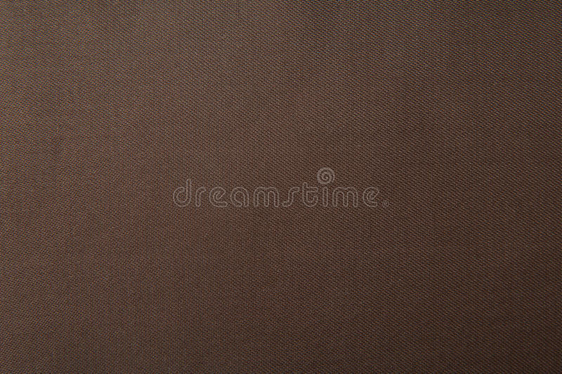 Bruine stoffentextuur royalty-vrije stock afbeelding
