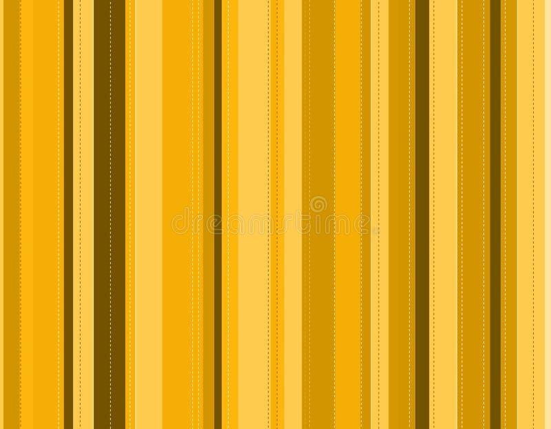 Bruine streepachtergrond royalty-vrije illustratie