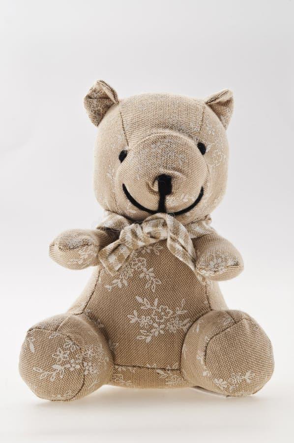 Download Bruine Teddybeer (achtermening) Stock Afbeelding - Afbeelding bestaande uit geïsoleerd, kerstmis: 10778717