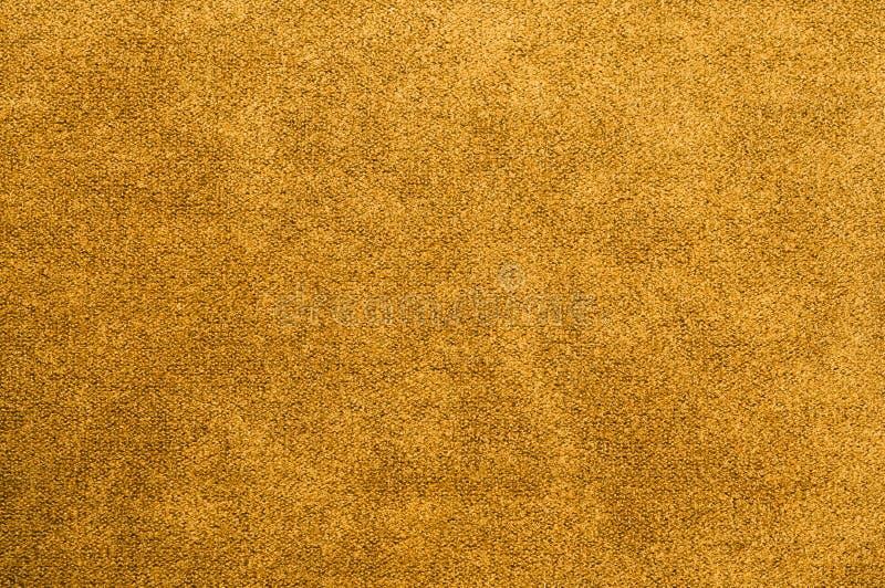 Bruine Textiel het Canvasachtergrond van Grunge royalty-vrije stock fotografie