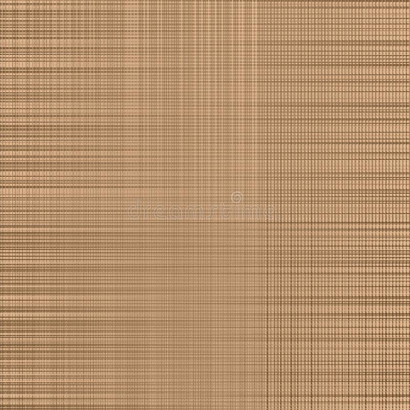 Bruine textuur royalty-vrije illustratie