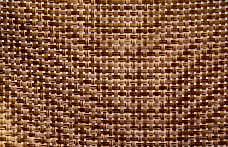 Bruine vlecht stock afbeeldingen