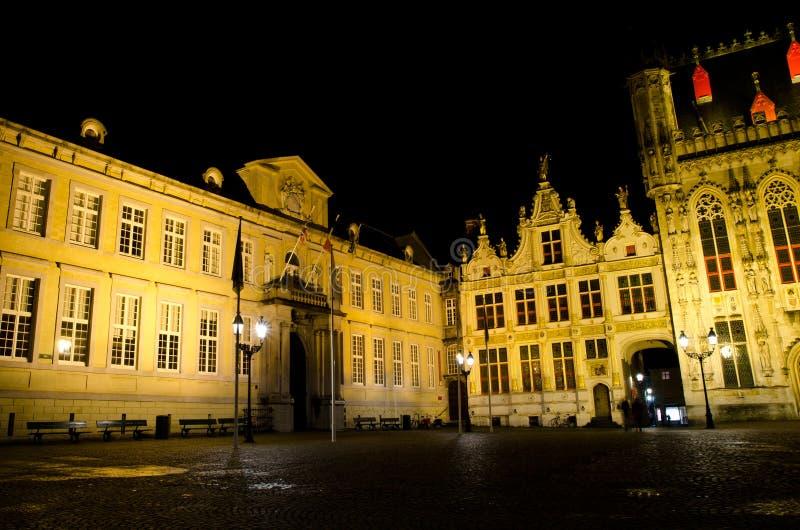Brujas en la noche fotos de archivo libres de regalías
