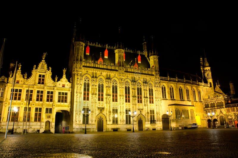 Brujas en la noche foto de archivo libre de regalías