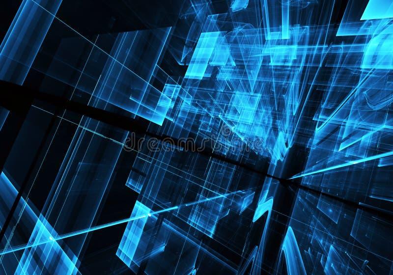 bruk för teknologi för abstrakt bakgrundsillustration perfekt arkivfoton