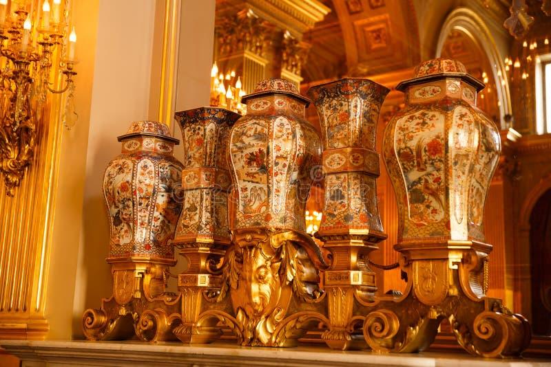 brukseli pałac królewski zdjęcia stock