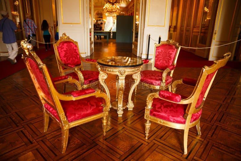 brukseli pałac królewski fotografia stock