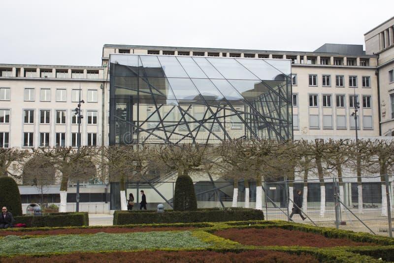 Brukselska sztuka współczesna zdjęcie royalty free