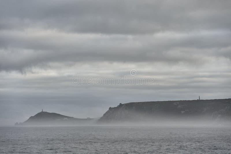 Brume de mer photographie stock libre de droits