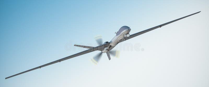 Brummen UAV vektor abbildung
