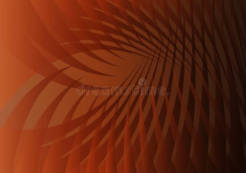 Brun bakgrund, abstrakt textur för advertizingaffär stock illustrationer