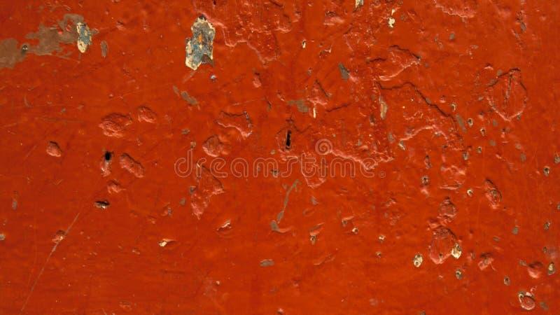 Brun bakgrund, målarfärg på en träyttersida royaltyfri fotografi