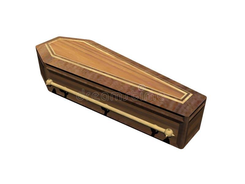 cercueil ferme