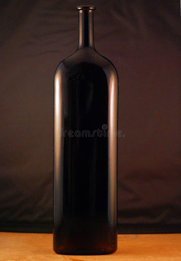 Brun flaska arkivfoton