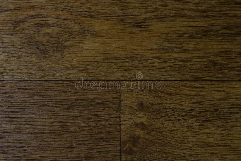 Brun golvtilja, bakgrund f?r formgivare, tr?textur royaltyfri fotografi