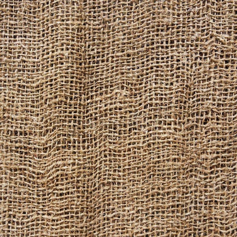 Hessian texturerar royaltyfria bilder