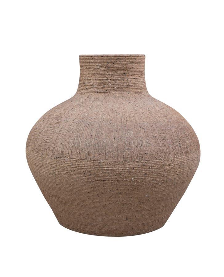 Download Brun vas (krukmakeri) fotografering för bildbyråer. Bild av idérikt - 37349533
