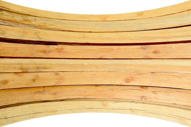 Brun wood bakgrund arkivbilder