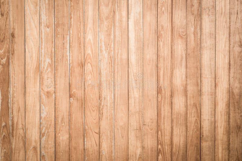 Brun wood bakgrund för planka royaltyfri fotografi