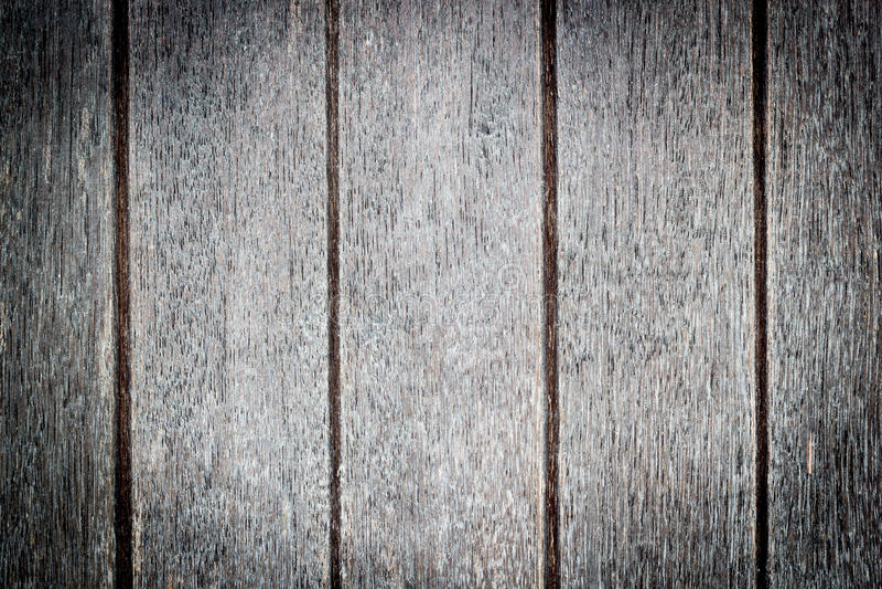 Brun wood bakgrund för plankaväggtextur royaltyfri fotografi