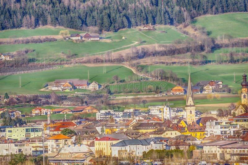 Bruneck fotografia royalty free