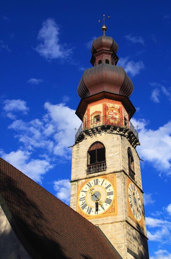 Bruneck стоковая фотография rf