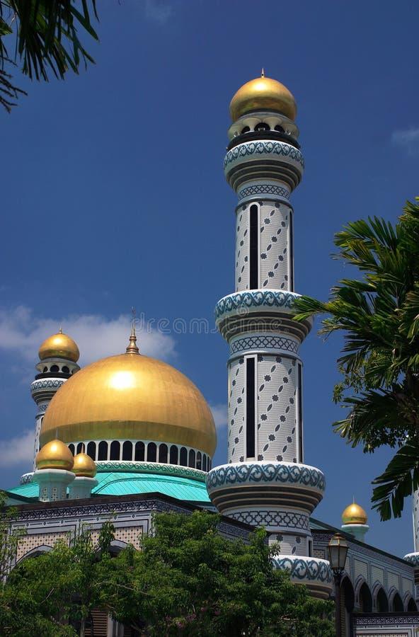 Download Brunei Mosque minaret stock photo. Image of sultanate - 20907194