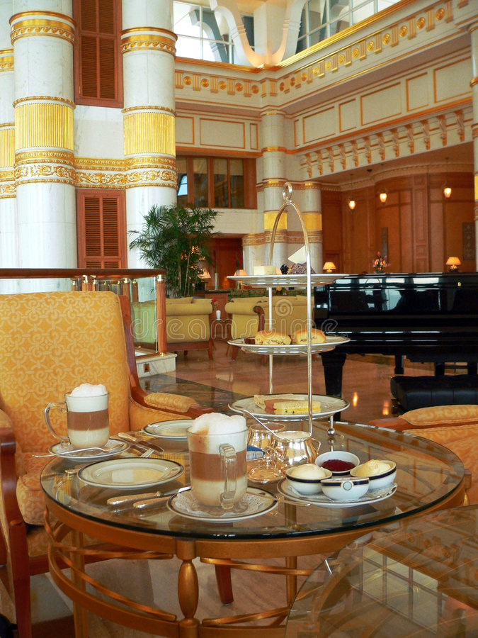 Download Brunei. Set High-Tea Table stock photo. Image of asia - 1522564