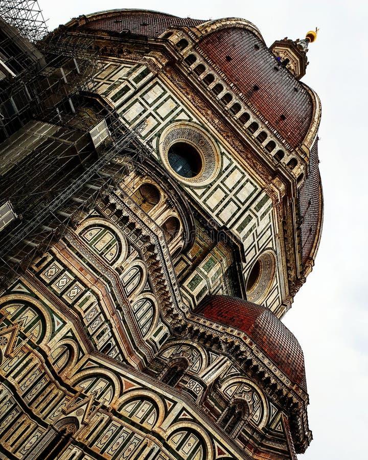 Brunelleschi reguły obraz stock