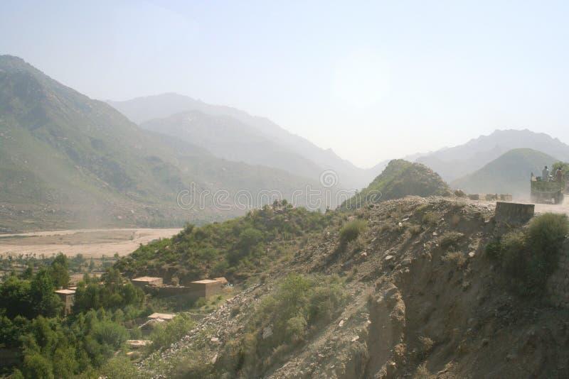 Bruner в Пакистане стоковое изображение