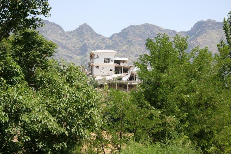 Bruner in Pakistan lizenzfreies stockbild