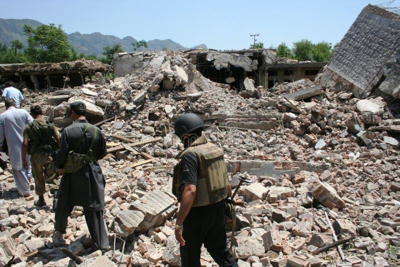 Bruner in Pakistan stockbilder