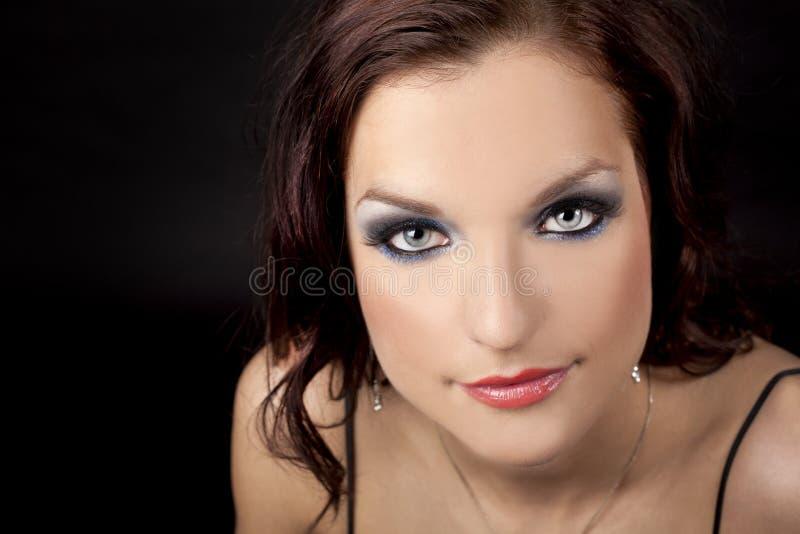 brunetka dosyć fotografia royalty free