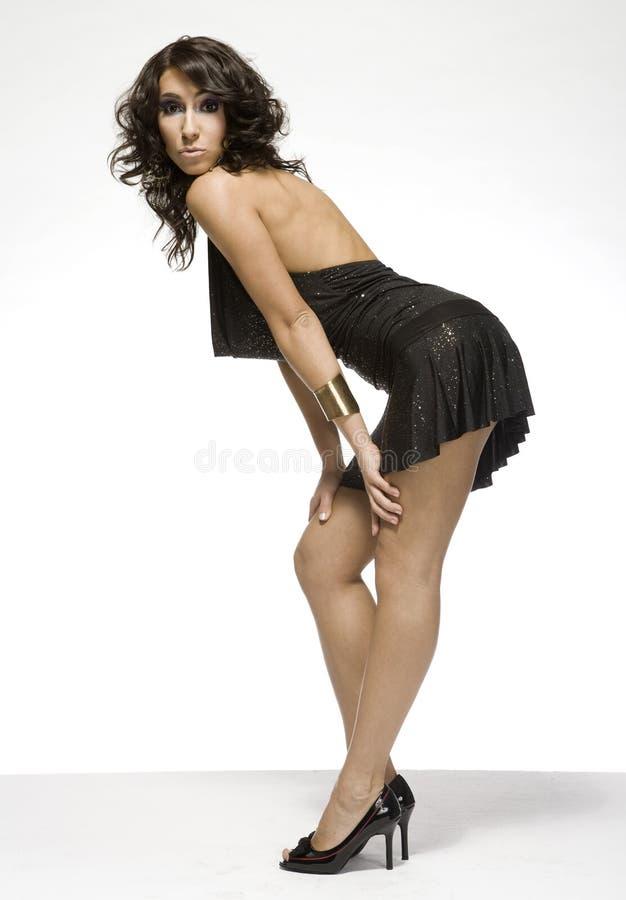 brunetka seksowna fotografia royalty free
