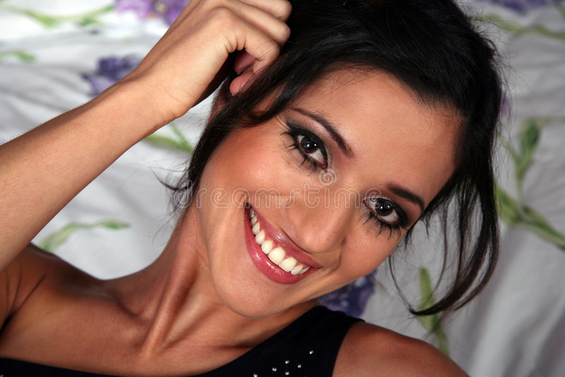 brunetki 35 seksowna kobieta fotografia royalty free
