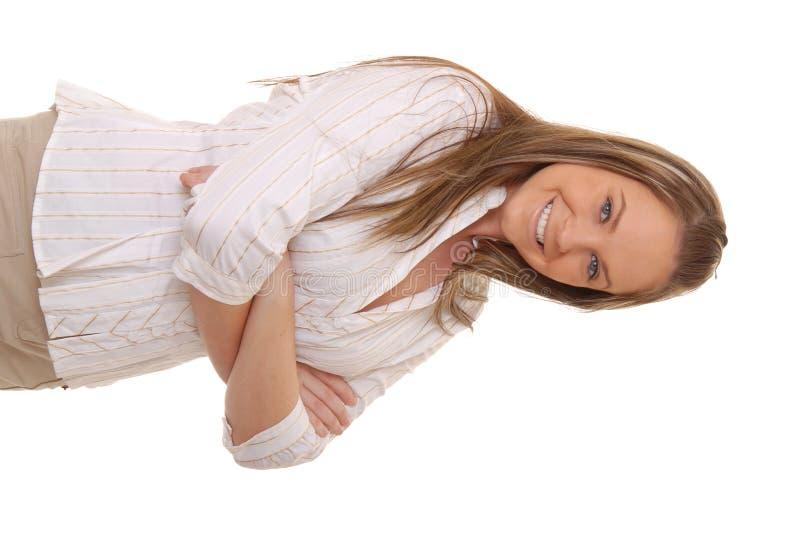 brunetki 37 urocza kobieta zdjęcie stock