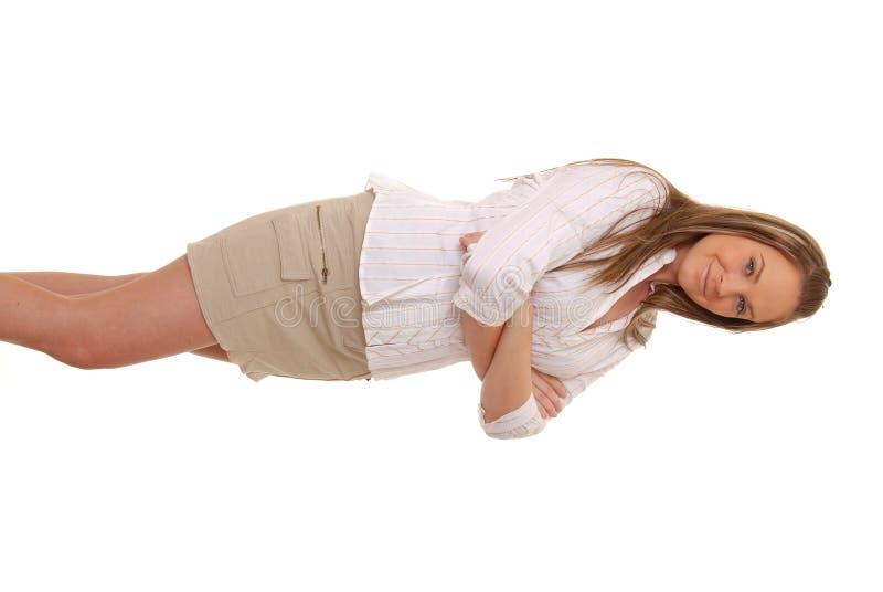 brunetki 45 urocza kobieta zdjęcie royalty free