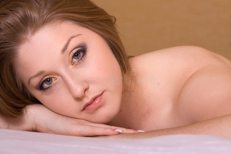 brunetki piękna kobieta obrazy royalty free