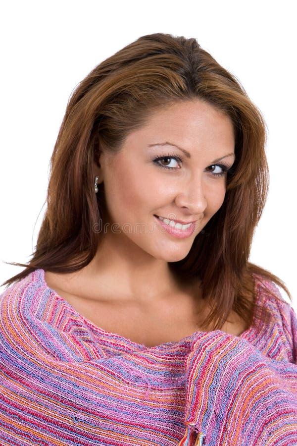 brunette καλό στοκ εικόνες με δικαίωμα ελεύθερης χρήσης