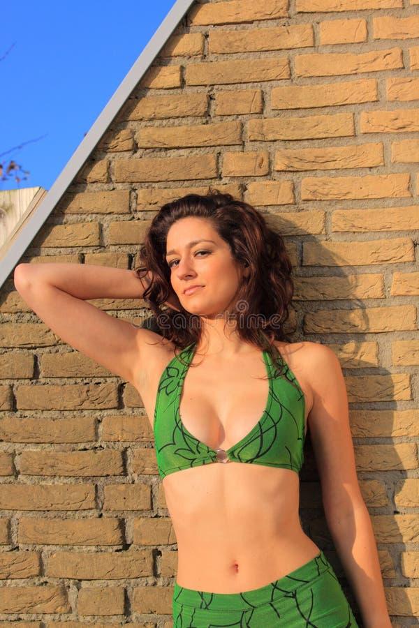 Free Brunette Royalty Free Stock Image - 12235646
