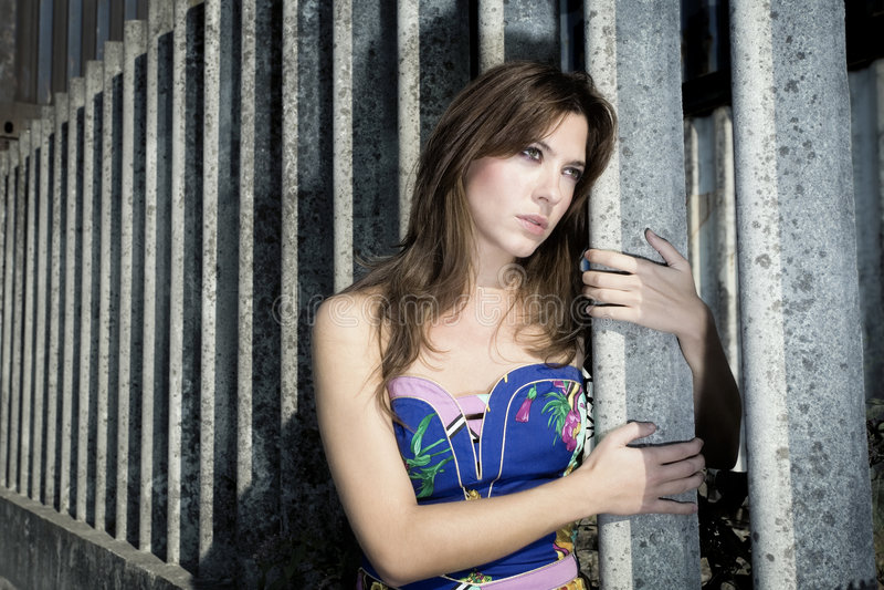 brunette στοκ εικόνες με δικαίωμα ελεύθερης χρήσης