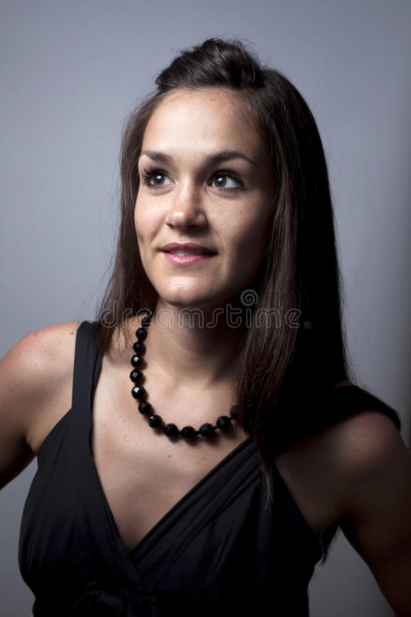 Download Brunette Royalty Free Stock Photo - Image: 21983505
