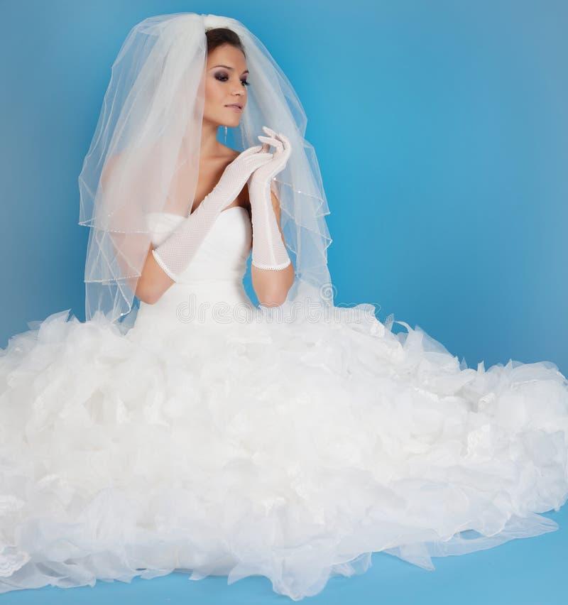 Download Brunette Bride Royalty Free Stock Photos - Image: 23233258