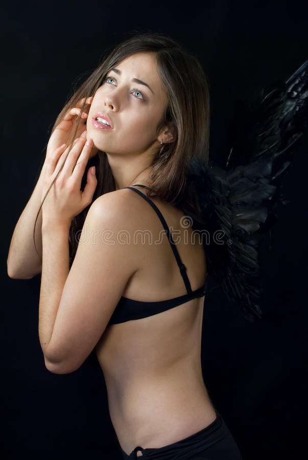 Download Fallen Angel Royalty Free Stock Photography - Image: 29704217